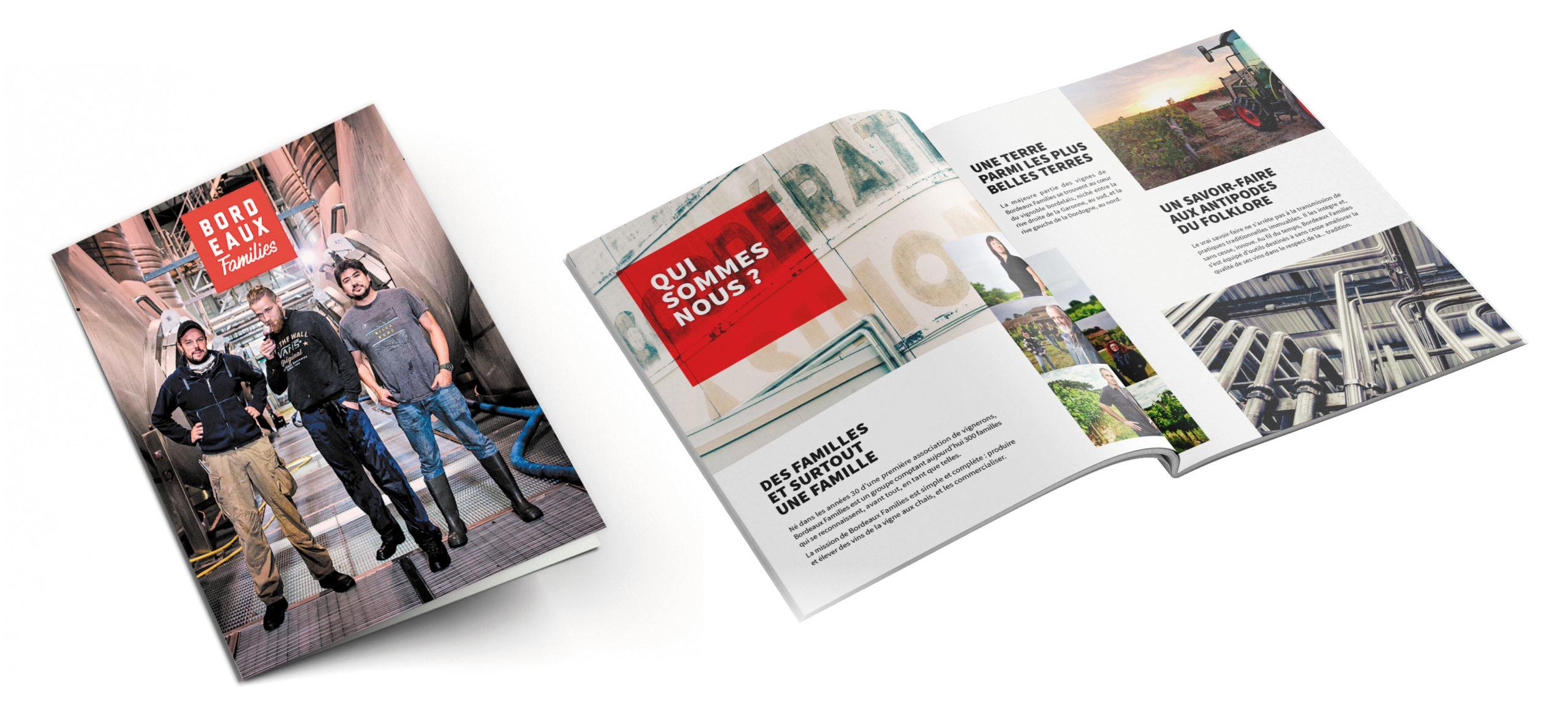 Megusta Bordeaux Families Brochure