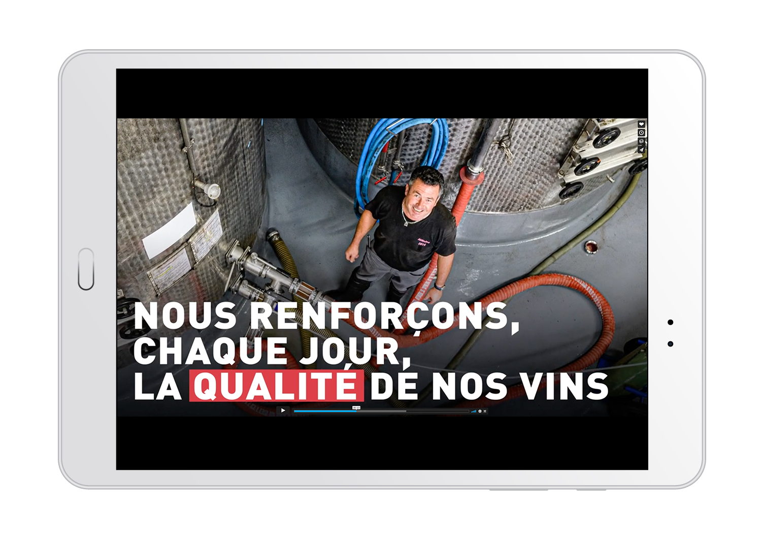 Megusta Bordeaux Families Video 2