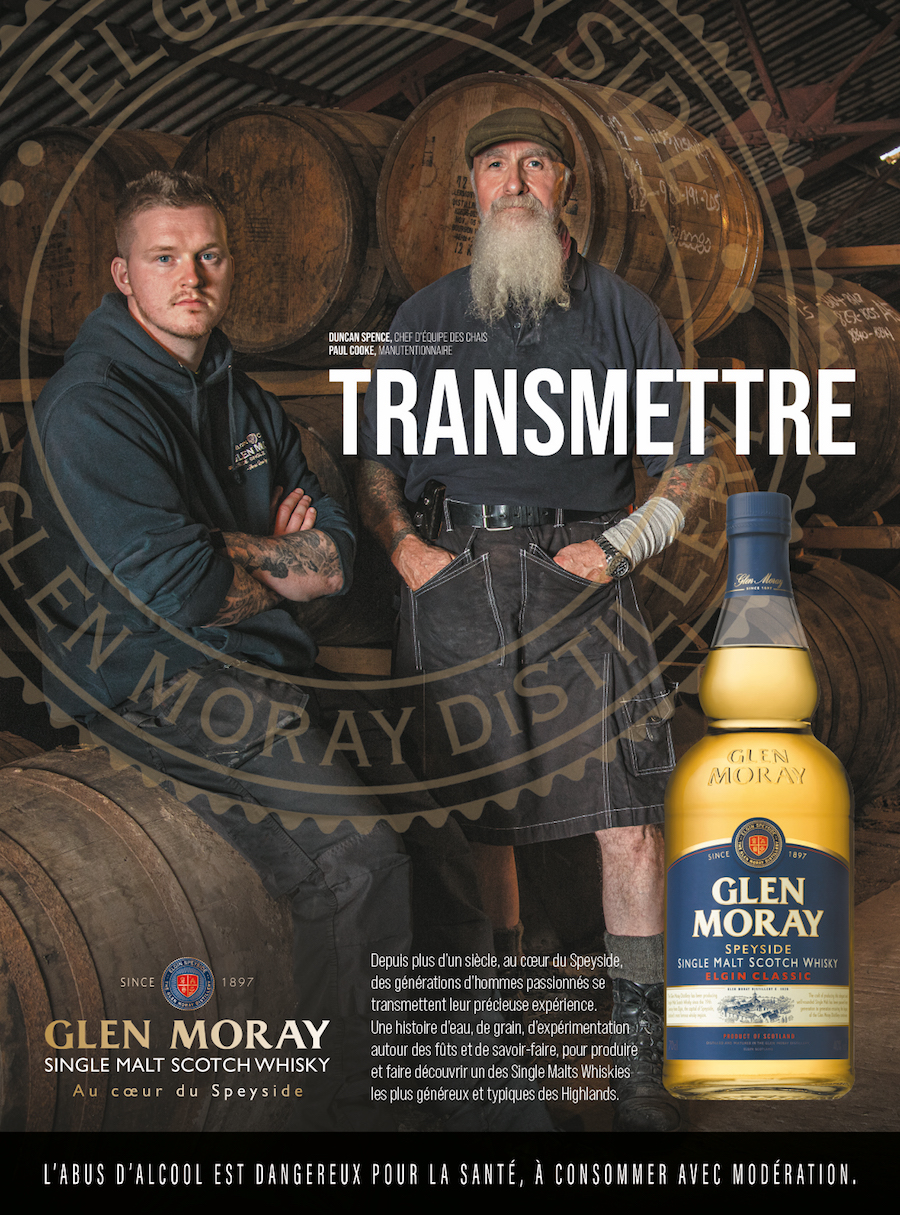 Megusta Glen Moray Share New campaign